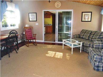 South Chatham Cape Cod vacation rental - Brand New Addition High Ceilings and Fan