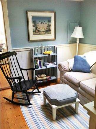 North Eastham Cape Cod vacation rental - Sit quietly & comfortably and read under skylight. Books & games!