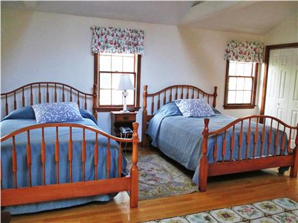 Harwich Port Cape Cod vacation rental - Upstairs Bedroom