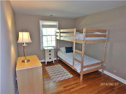 Hyannis, Craigville Cape Cod vacation rental - Bedroom # 3 - Bedroom with bunk beds