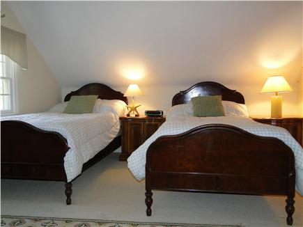 Eastham Cape Cod vacation rental - Twin bedroom upstairs