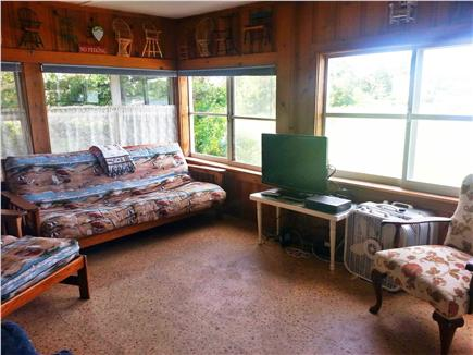Pocasset, Patuisset Pocasset vacation rental - Living Room with panoramic windows