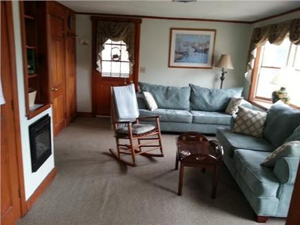Chatham Cape Cod vacation rental - Living Room, 1st Floor