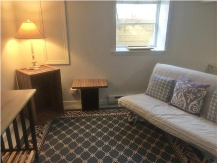 Harwich Cape Cod vacation rental - Living area with full size window.