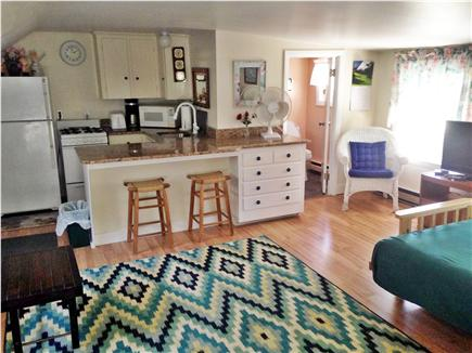 Bass River South Yarmouth Cape Cod vacation rental - Studio apartment, most private part of the house