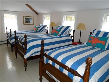 Cotuit Cotuit vacation rental - The Lobster room sleeps 3, and has a full private bath.