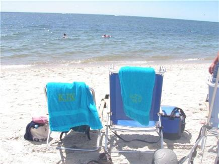South yarmouth Cape Cod vacation rental - Smugglers Beach on Nantucket Sound under a mile away!