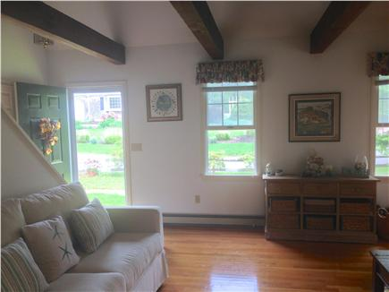 Dennis Cape Cod vacation rental - Light and bright ALL Newly furnished Living Room!