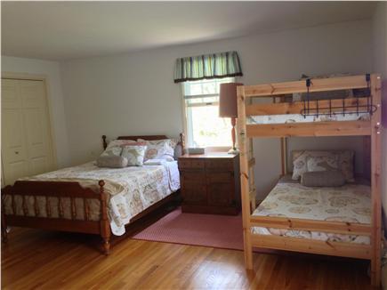 Dennis Cape Cod vacation rental - Spare bedroom en suite with large closet.