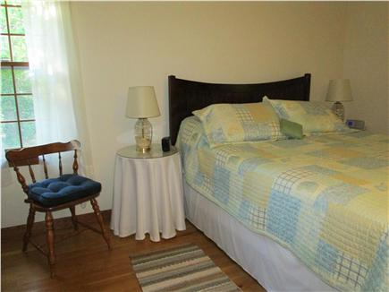 Brewster Cape Cod vacation rental - Master bedroom, comfortable new pillow top mattress.