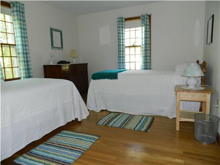 Brewster Cape Cod vacation rental - Twin bedroom.