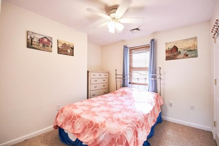 Onset MA vacation rental - Bedroom with Full.