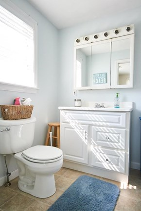 Onset MA vacation rental - Bath with Shower