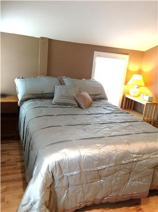 Eastham Cape Cod vacation rental - Master bedroom - large closet and bureau (not shown)