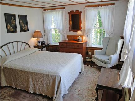 South Chatham Cape Cod vacation rental - Master bedroom