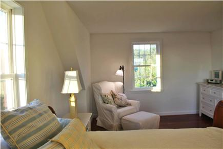 Eastham Cape Cod vacation rental - 2nd Flr. Master Bedroom, and reading spot