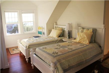 Eastham Cape Cod vacation rental - 2nd Floor Bedroom; two beds and a trundle