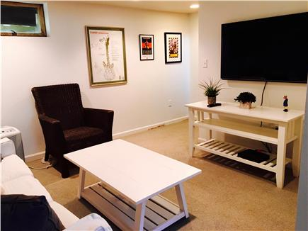 Eastham Cape Cod vacation rental - TV room