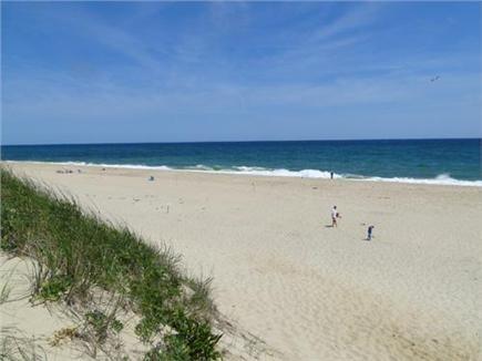 Wellfleet Cape Cod vacation rental - Beautiful LeCount Hollow Beach is just over 2 miles away