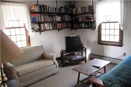 Wellfleet Cape Cod vacation rental - Den with cable TV