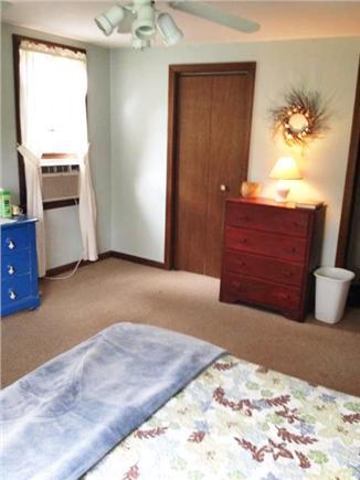 Wellfleet Cape Cod vacation rental - Master Bedroom with queen bed & air conditioning