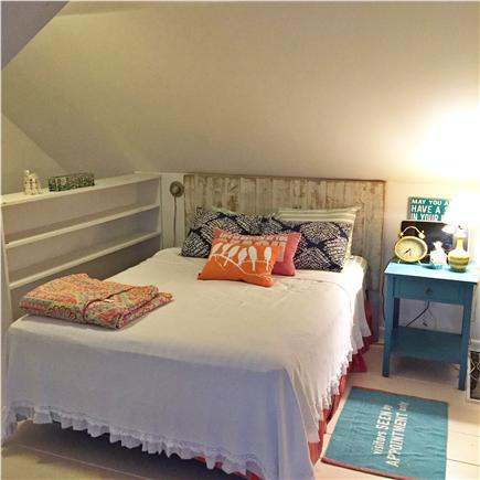 Orleans Cape Cod vacation rental - Comfy Queen Size Bed with Feathertop Mattress