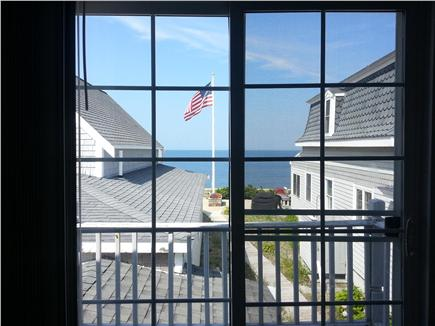 Marshfield, Brant Rock MA vacation rental - View from upstairs loft going out to balcony.