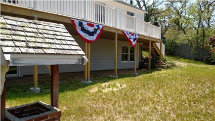 Brewster Cape Cod vacation rental - House and 200+ sf deck