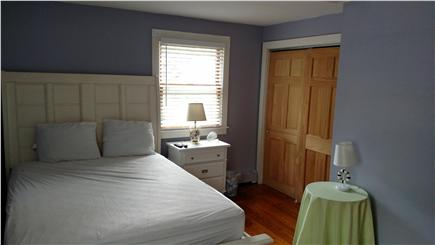 Brewster Cape Cod vacation rental - Master bedroom with queen bed and ensuite bathroom