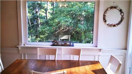 Brewster Cape Cod vacation rental - Eating area