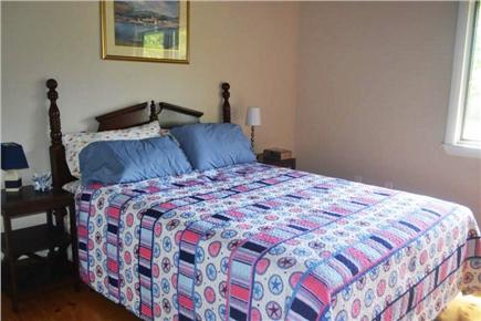 East Falmouth Cape Cod vacation rental - Bedroom #1 - Queen w/ AC