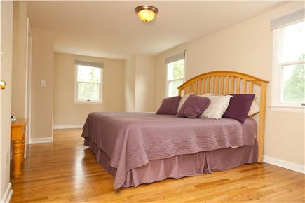 Brewster Cape Cod vacation rental - Upstairs Master BR lots of light and windows
