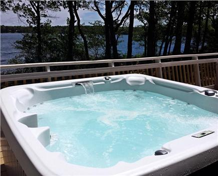 Falmouth Cape Cod vacation rental - Relax in our brand new hottub!