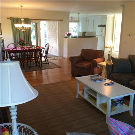 Eastham Cape Cod vacation rental - A sunny, open space for TV, games or even a nap.