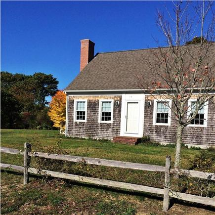 eastham Cape Cod vacation rental - Welcome Home! Your sunny Cape house is here.