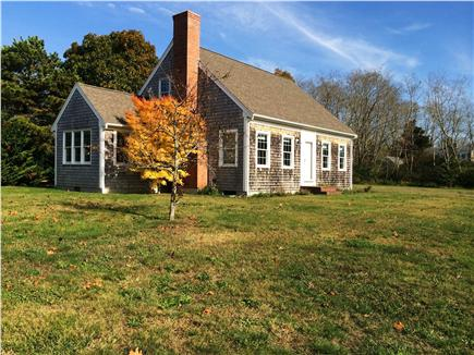 eastham Cape Cod vacation rental - Colorful fall setting - A weekend anyone?