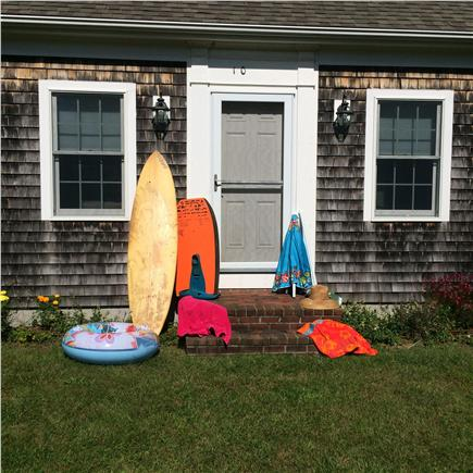 eastham Cape Cod vacation rental - Plenty space to hang out.