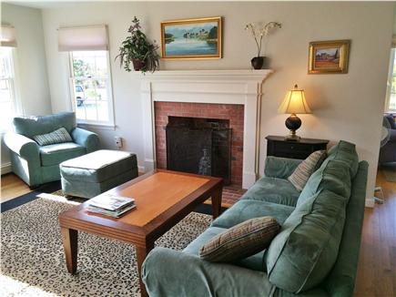 eastham Cape Cod vacation rental - Relax: reading or conversation in peaceful living room.