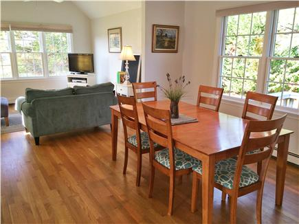 eastham Cape Cod vacation rental - Extra space:  den area for TV , games, reading or even a nap!