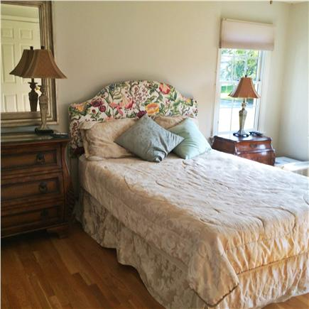 eastham Cape Cod vacation rental - Snuggle in!  Colorful but peaceful master bedroom suite.