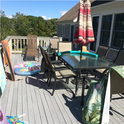 Eastham Cape Cod vacation rental - Remember the suntan lotion, hats and sunglasses !