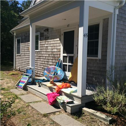 Eastham Cape Cod vacation rental - Where is my towel ?
