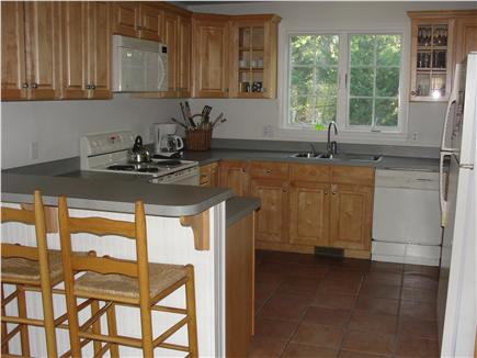 Eastham Cape Cod vacation rental - Many cooks can work in here. Yum!