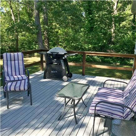 Eastham Cape Cod vacation rental - Ideal cookout and relaxation spot
