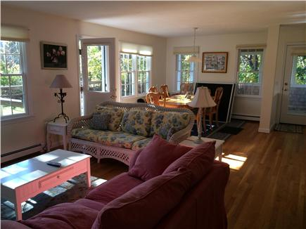 Eastham Cape Cod vacation rental - Rest after a day at the beach.