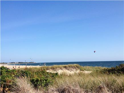 Centerville Centerville vacation rental - Dune between condo and beach