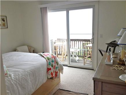 Centerville Centerville vacation rental - Bedroom with deck