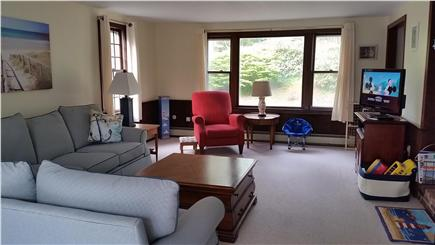 Chatham Cape Cod vacation rental - The spacious living area is perfect for relaxing.
