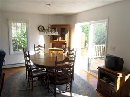 East Harwich Cape Cod vacation rental - Dining room