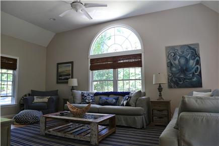 N. Falmouth Old Silver Beach Cape Cod vacation rental - Family Room